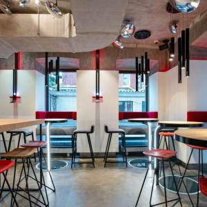 Рестораны, кафе, бары, Азиатская кухня - Рамен
