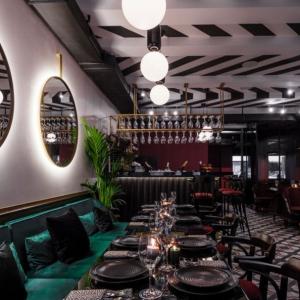 Рестораны, кафе, бары, Европейская кухня - Rick's