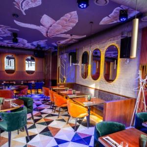 Рестораны, кафе, бары, Европейская кухня - Сапиенс