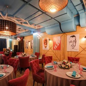 Рестораны, кафе, бары, Славянская кухня - Сценарио кафе