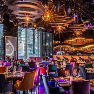 Рестораны, кафе, бары, Европейская кухня - Six Floor