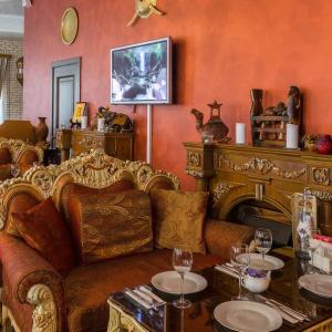 Рестораны, кафе, бары, Европейская кухня - Тадж Махал (Новый Арбат)