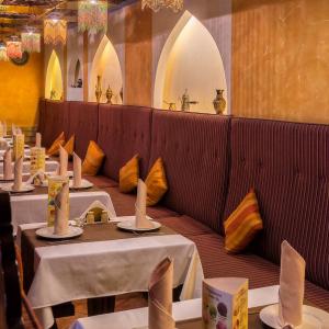 Рестораны, кафе, бары, Европейская кухня - Тадж Махал (Профсоюзная)