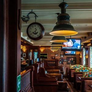 Рестораны, кафе, бары, Европейская кухня - Темпл Бар (Грузинская ул.)