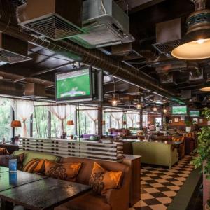 Рестораны, кафе, бары, Американская кухня - Темпл Бар (Войковская)
