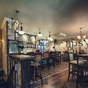 Рестораны, кафе, бары, Американская кухня - Типси