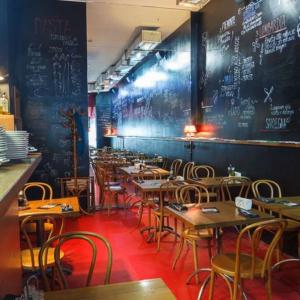 Рестораны, кафе, бары, Европейская кухня - У Сальваторе, остерия