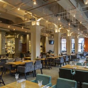Рестораны, кафе, бары, Европейская кухня - Ухват