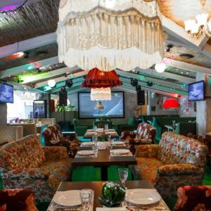 Рестораны, кафе, бары, Восточная кухня - Урюк Чайхана Lounge Bar (Ленинский пр.)