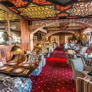 Рестораны, кафе, бары, Европейская кухня - Урюк (пр. Мира)