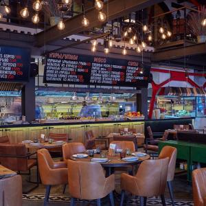 Рестораны, кафе, бары, Европейская кухня - Валенок