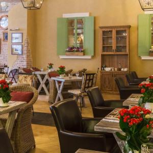 Рестораны, кафе, бары, Европейская кухня - Вилла Паста (Большая Дмитровка)