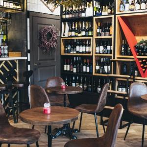 Рестораны, кафе, бары, Европейская кухня - Вино&Еда
