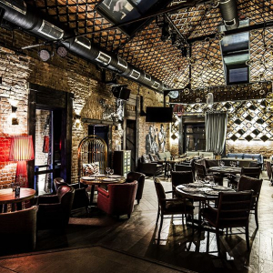 Рестораны, кафе, бары, Европейская кухня - VINТАЖ 77