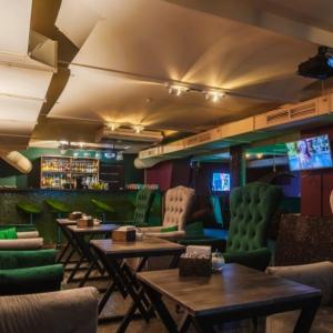 Рестораны, кафе, бары, Европейская кухня - Яблоко, лаунж-бар