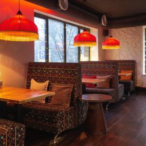 Рестораны, кафе, бары, Азиатская кухня - ЯЛЛА. Lounge bar