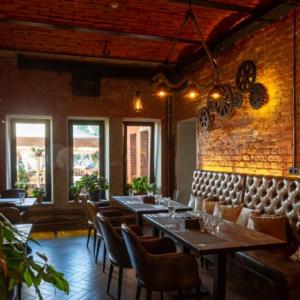 Рестораны, кафе, бары, Европейская кухня - Завод