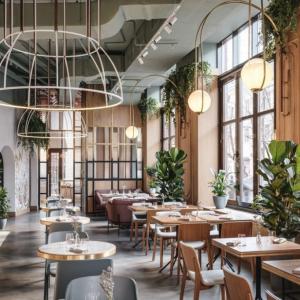 Рестораны, кафе, бары, Европейская кухня - Зе Уай