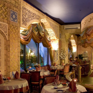 Рестораны, кафе, бары - Золотая Бухара