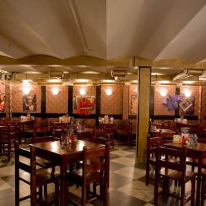 Рестораны, кафе, бары, Славянская кухня - Золотая вобла (Марксистская)