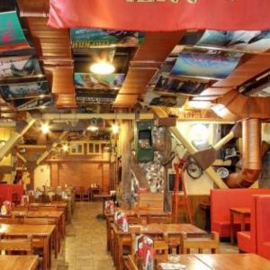 Рестораны, кафе, бары, Русская кухня - Золотая вобла (Сущевский вал)