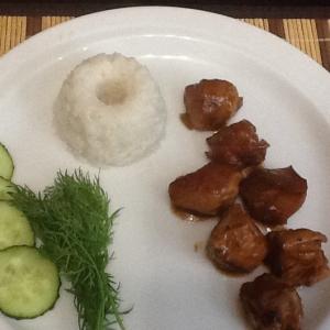 Филиппинская кухня - Адобо куриное
