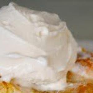 Мускатный орех - Американский яблочный пирог