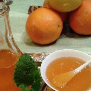 Апельсин - Апельсиново-лимонный сироп