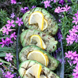 Авокадо - Авокадо на гриле