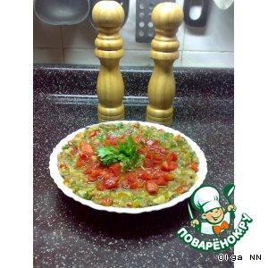 Рецепты арабской кухни - Баба Гануж