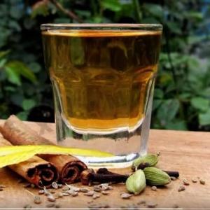 Алкогольные напитки - Бехеровка