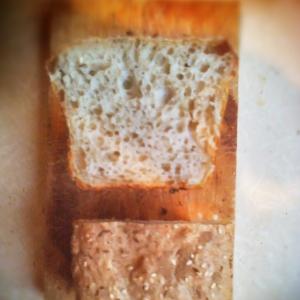 Хлеб - Белый хлеб с укропом