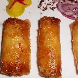 Рецепты балканской кухни - Берек Сигара