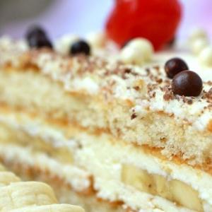 Анис - Бисквитный торт Даниссимо