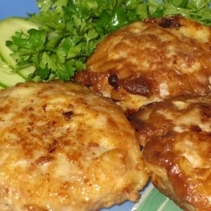Рецепты молдавской кухни - Биточки по-кишинёвски