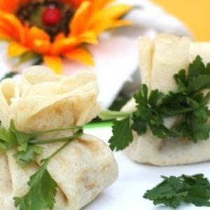 Рецепты белорусской кухни - Блины с курицей и черносливом