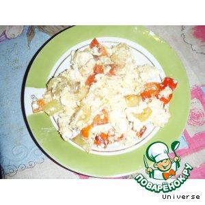 Брынза - Блюдо для завтрака