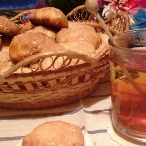 Рецепты славянской кухни - Болгарское печенье Войнишки курабийки