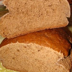 Тмин - Бородинский хлеб в духовке
