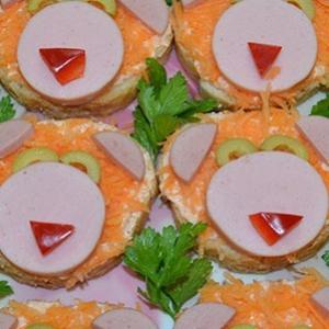 Икра - Бутерброды Львята