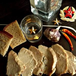 Хлеб - Буженина в черной рубашке