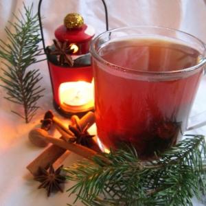 Виноград - Чай Рождество