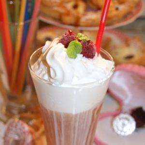 Мороженое - Чайный коблер Жемчужина