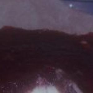 Черешня - Черешенка (мини чиз-кейк)