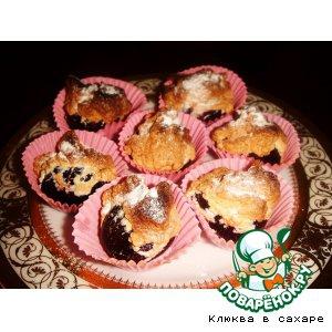 Черешня - Черешня в безе на десерт