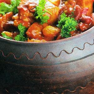 Овощные рецепты - Чили кон карне