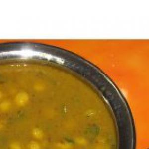 Рецепты индийской кухни - Чоле - chhole
