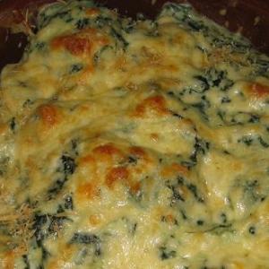 Рецепты испанской кухни - Цветная капуста под соусом Бешамель