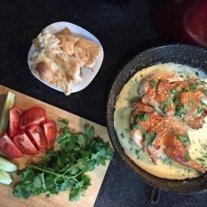 Рецепты кавказской кухни - Цыпленок по-грузински
