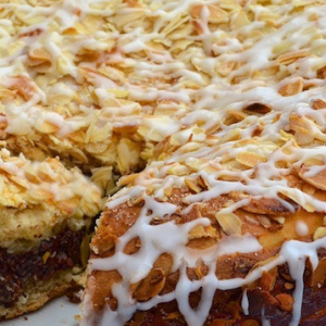 Рецепты скандинавской кухни - Датский пасхальный шоколадный пирог